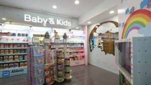 Supported commercial due diligence of a childcare omni-channel retailer for